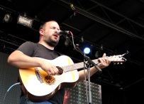 David Bazan at the Fountain Lawn