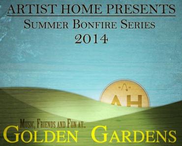 Artist Home Summer Bonfire Series 2014