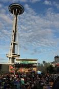 Space Needle & Starbucks Stage