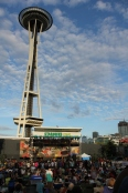 Space Needle & Starbucks Stage